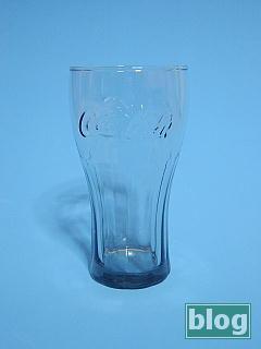 コークグラスの写真