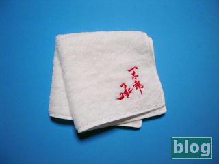 一太郎オリジナル 特製今治タオルの写真