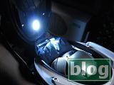 LED点灯時の写真