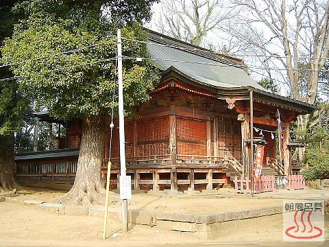三芳野神社の写真