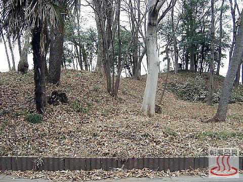 雷電塚古墳の写真